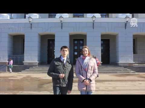 Экскурсия по ПсковГУ (главный корпус)