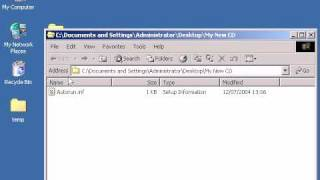 How To Make A CD Start Playing Automatically