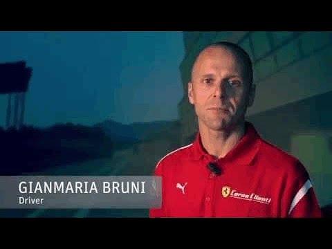 Ferrari's Gianmaria Bruni Introduces 2014 Automotive Simulation World Congress