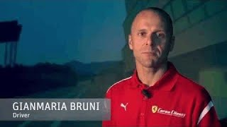 Ferrari's Gianmaria Bruni Introduces 2014 Automotive Simulation World Congress