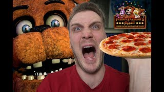 Five Nights at Freddy's 6 Igrica: PIZZERIA SIMULATOR (PREPAO SAM SE BAS!) Video