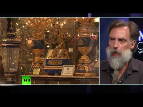 ON CONTACT: Inside the capitalist labyrinth with Rob Urie