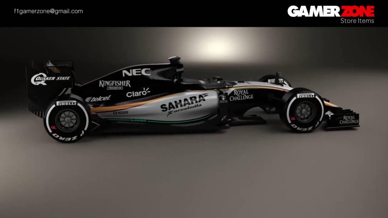 Replica formula 1 | Racing Simulators - YouTube