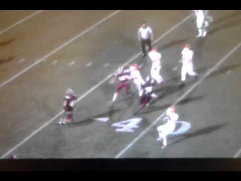 Jonathan Allen football highlights 2012