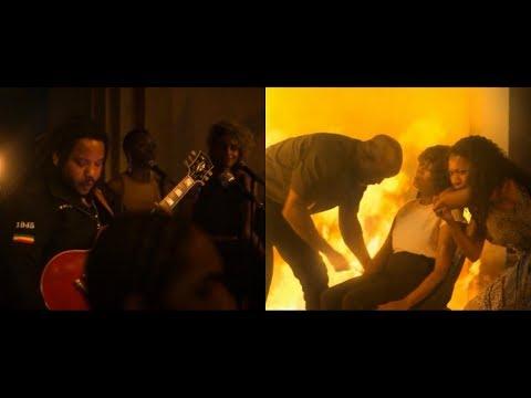 Chase Dem - Stephen Marley ♫ - Luke Cage, Black Mariah, Tilda, Bushmaster - LUKE CAGE T.2