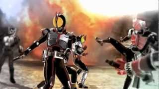 Kamen Rider: Battride War - Official Japanese Reveal Trailer - HD