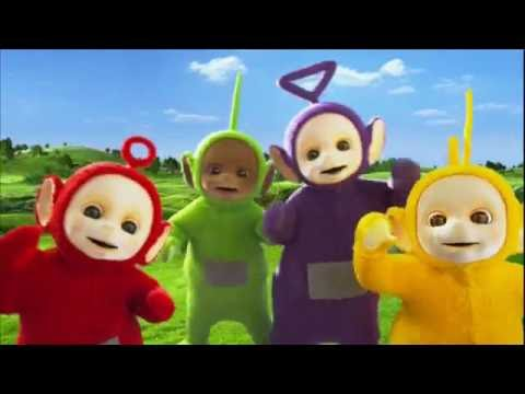 "ABC 4 Kids | ""Teletubbies"" Signpost - (07.07.2016)"
