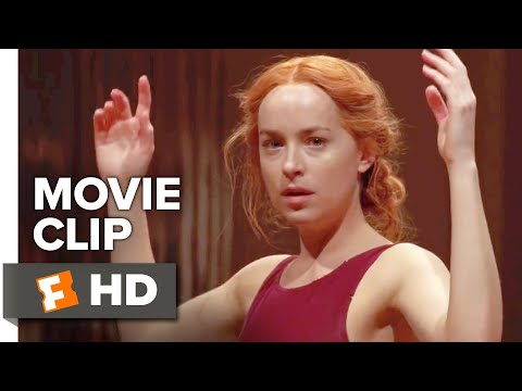Suspiria Movie Clip - Susie's First Dance (2018) | Movieclips Coming Soon