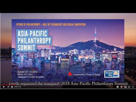 Asia Pacific Philanthropy Summit 2018