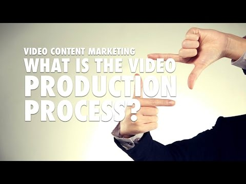 Video Content Marketing - What is the Video Production Process