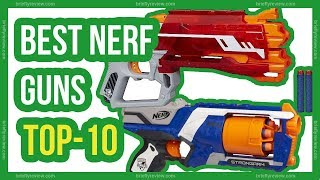 Top 10: Best nerf guns 2018