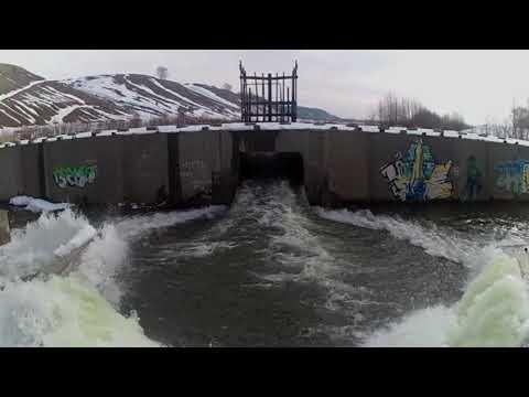 плотина паводок Сердобск пригород
