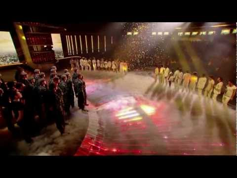 X Factor | Help for Heroes | 2010 Finalist's Perform Charity Single