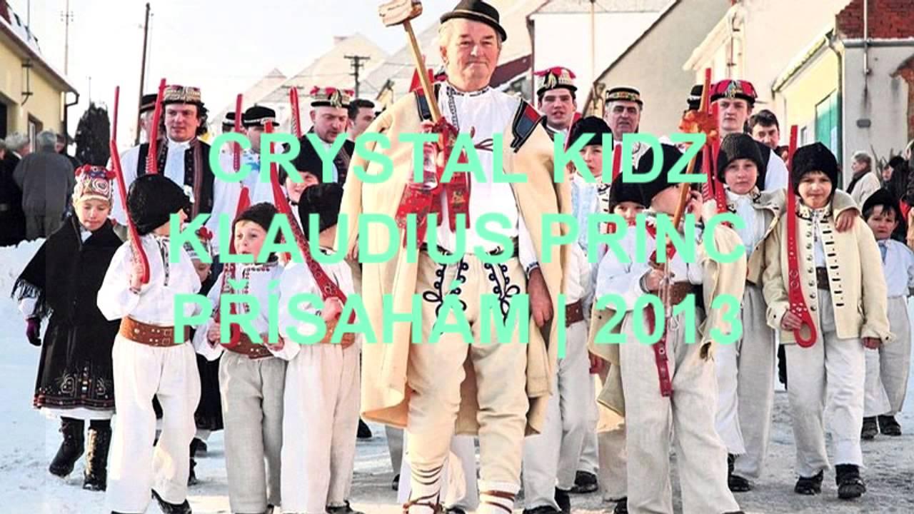 CRYSTAL KIDZ feat. KLAUDIUS PRINC - PŘÍSAHÁM (STALLION | 2013)