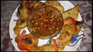 Fry Pine Pattie || A mouth watering Chinese delicacy || X Mas Special