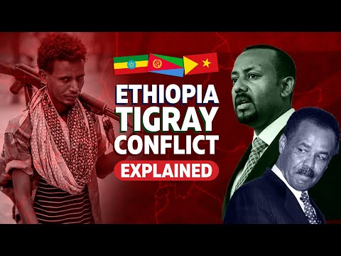 Ethiopia Tigray Conflict & Famine Explained: Eritrea, Abiy Ahmed, War Crimes & Latest News