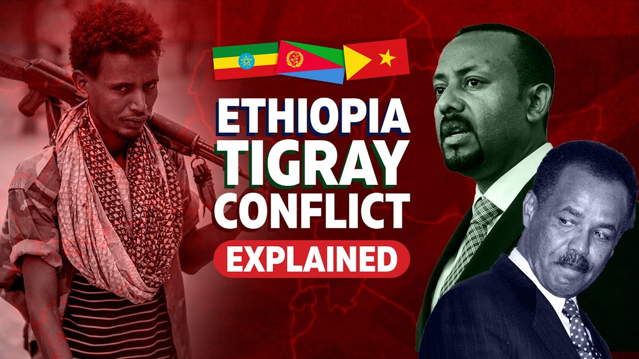 Download Ethiopia Tigray Conflict & Famine Explained: Eritrea, Abiy Ahmed, War Crimes & Latest News