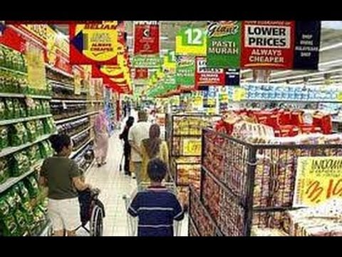 List of hypermarkets
