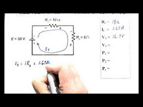 series and parallel dc circuits intro equivalent resistances of rh youtube com