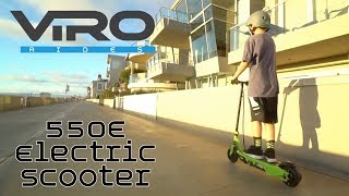 VIRO Rides | 550E Electric Scooter