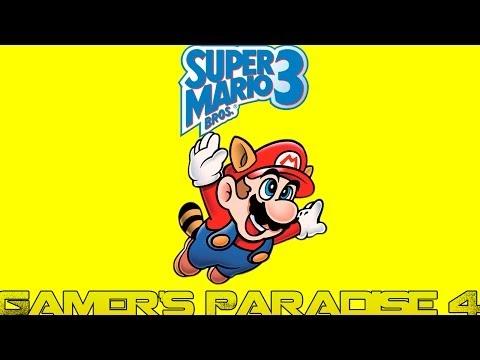 Gamer's Paradise - Super Mario Bros 3| Warp Zone Remix