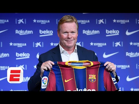 Ronald Koeman Has Nothing To Lose As Barcelona Manager - Gab Marcotti | ESPN FC