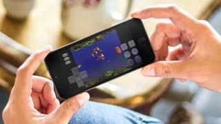 Installer un émulateur Gameboy,PSP.. grâce à WeChat sur l'AppStore.