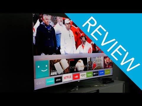 Samsung KS9500 TV Review