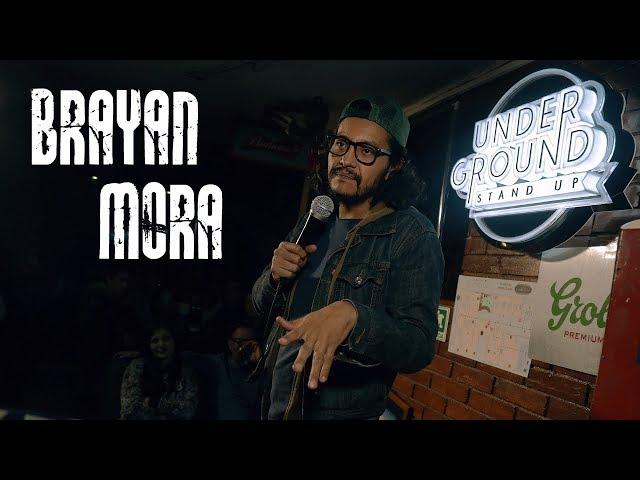 Underground Stand-Up : Cap 06 - Brayan Mora