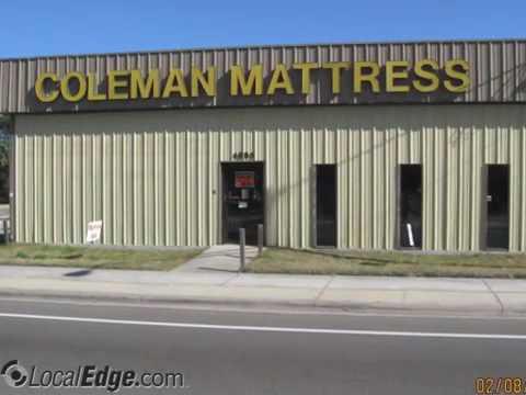 Coleman Mattress Company Jacksonville FL