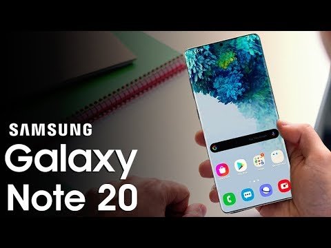Samsung Galaxy Note 20 - Insane Power!