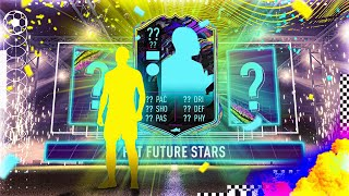 HUGE PULL! FUTURE STARS PACK OPENING! | FIFA 21 ULTIMATE TEAM