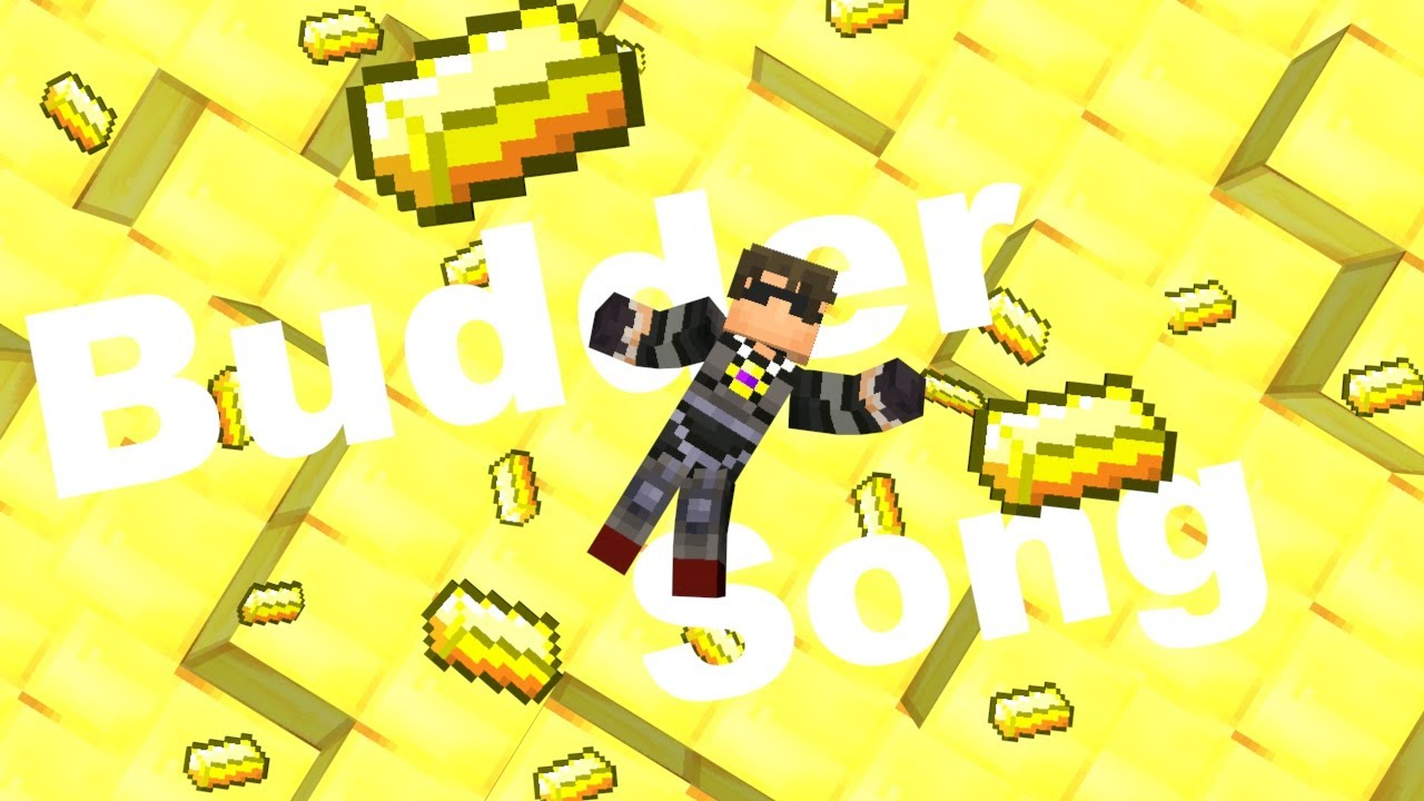 SkyDoesMinecraft Budder Song - Animation - YouTube