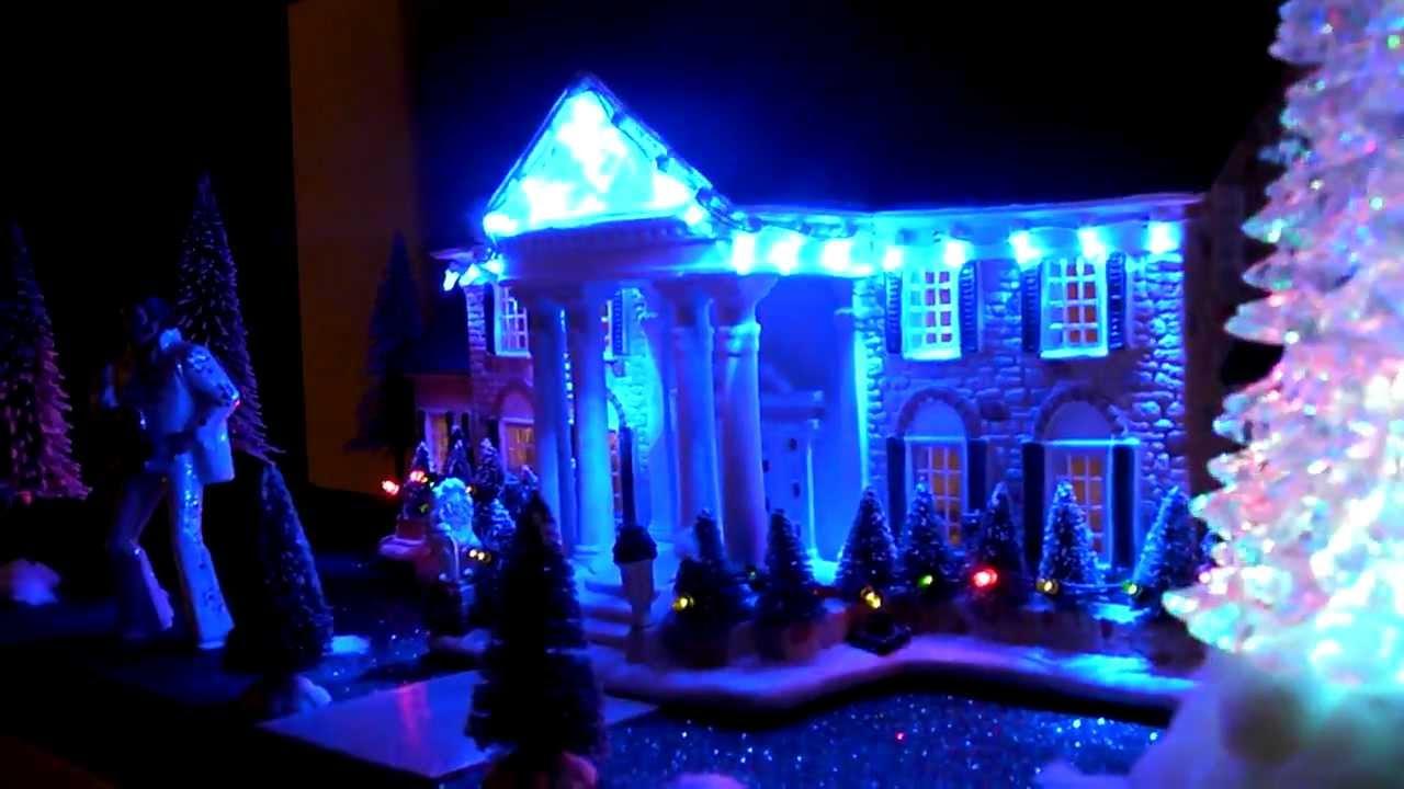 Christmas Lights Inside