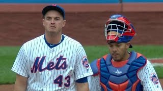 ATL@NYM: Reed fans Francoeur to lock up Mets' win