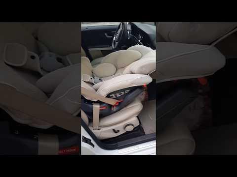 Автокресло Carmate Swing Moon Premium Lux