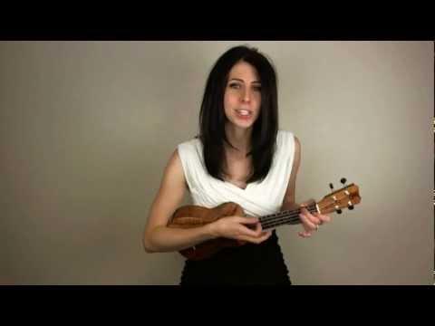 Be Okay Ukulele Cover (Ingrid Michaelson) - Emily's 52 Covers Challenge