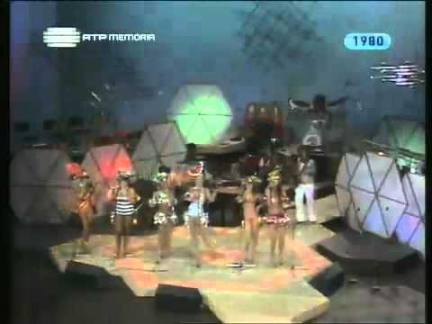 Frenéticas -  Fonte Da Juventude (Festival RTP 1980)