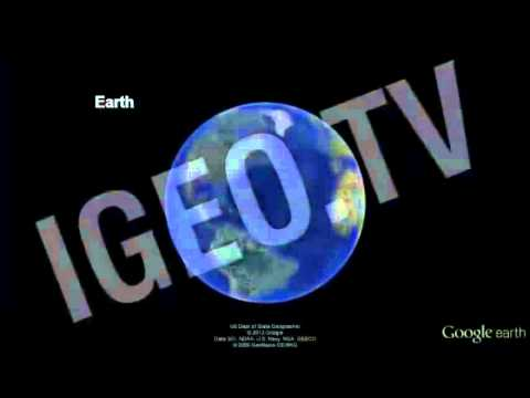 vlc record 2015 06 18 06h36m27s Earth, Parallels and Meridians, Latitude and Longitude IGEO TV  mp4