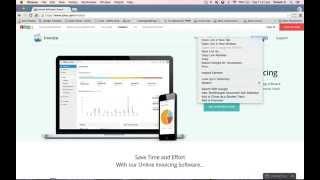 Zoho Invoice Webinar Video