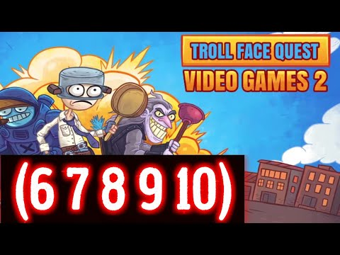Troll Face Quest Video Games 2 Level 5 Solution Android ...