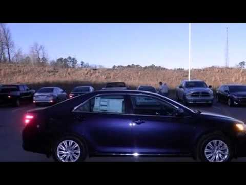 2014 toyota camry columbus ms youtube. Black Bedroom Furniture Sets. Home Design Ideas