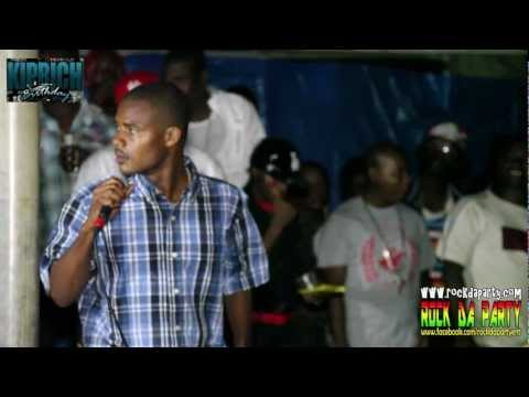 Jah Glory @ Kiprich Birthday Bash 2012, Spendless Night Club thumbnail