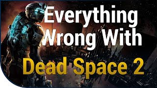 GAME SINS | Everything Wrong With Dead Space 2