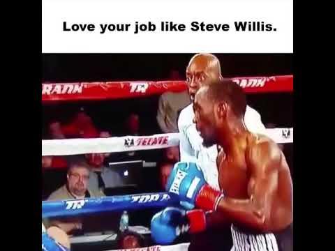 Love Your Job Like Steve Willis