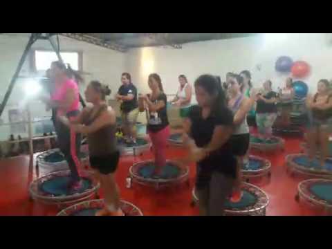 """""""Deu Onda"""" - MC G15- Coreografia de Jump - Prof. Fran Ferreira"""