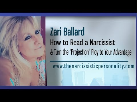 How to Read a Narcissist (& Turn the Projection Ploy to Your