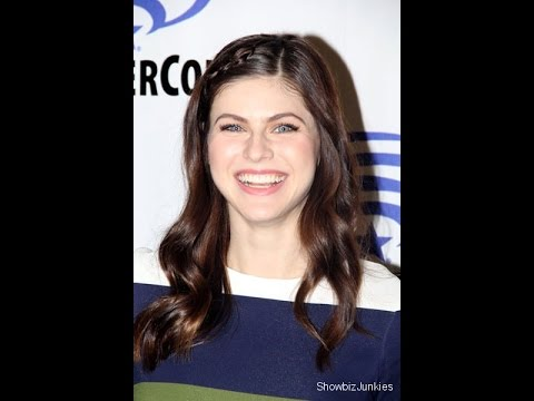 Alexandra Daddario Interview - 'San Andreas'