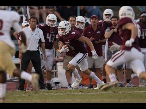 Trinity Football vs Austin College Recap