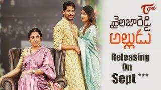 Sailaja Reddy Alludu Movie Release Date Announcement By Anu Emmanuel   TeluguOne
